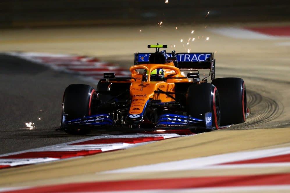 O inglês está em sua terceira temporada na F1. Foto: reprodução/F1